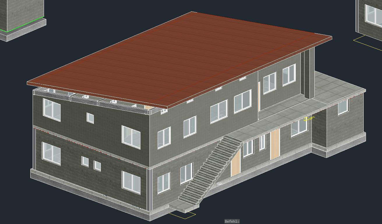 Mainhouse 1